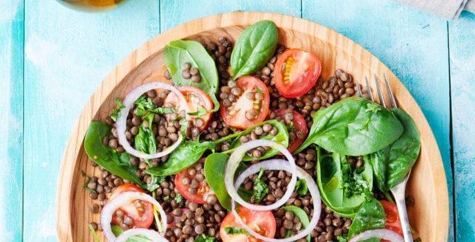 Salade De Lentilles Au Cidre Healthy