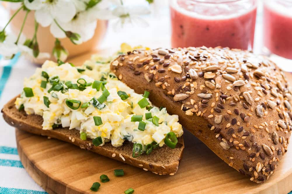 Salade Aux œufs