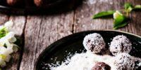 Truffes Au Chocolat Sans Lactose
