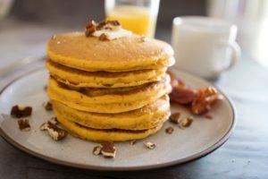 recette de pancake healthy