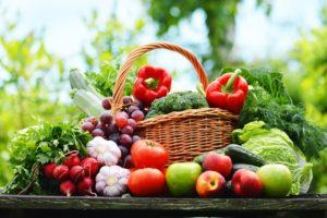 Régime Végétal Et Environnement