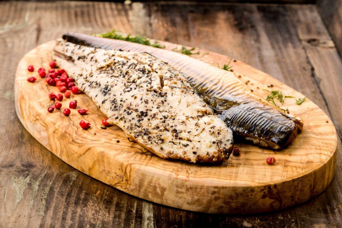 Maquereau Grillé Aux Courgettes Et Haricots Blanc Healthy