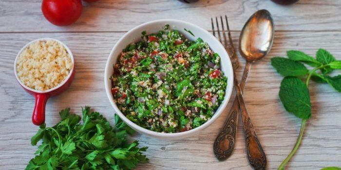 Taboulé Turque Healthy