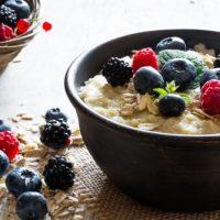 Porridge à L'avoine