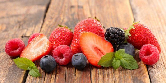 5 Bien-faits Des Fruits Rouges