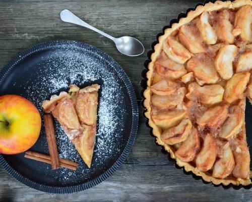 La Tarte Aux Pommes Healthy Pour Un Comfort Food